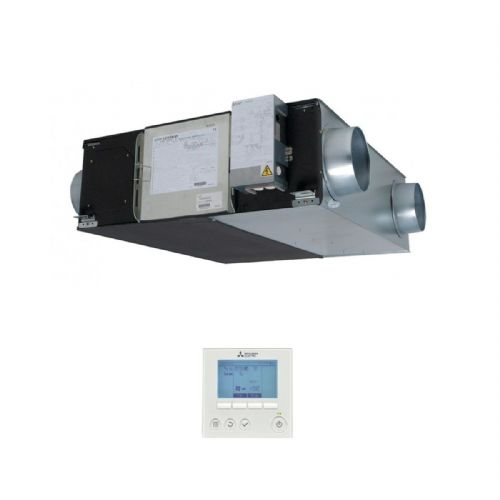 Mitsubishi Electric Lossnay Air Exchange Units